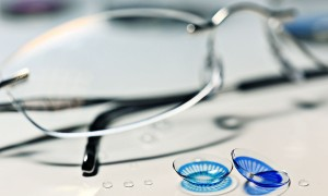 Soczewki kontaktowe jako miła przerwa od okularów