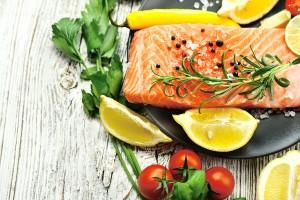 Zdrowe ekologiczne jedzenie