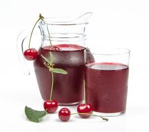 sok z czereśni